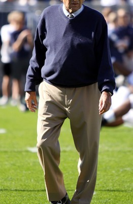 Katie: Sue Paterno Late Husband Joe Paterno & Penn State Scandal