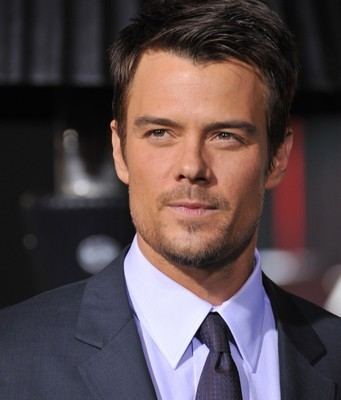 Josh Duhamel came by Ellen October 7, 2014, to talk about his new movie You're Not You and to raise money for breast cancer research and ALS research. (Featureflash / Shutterstock.com)