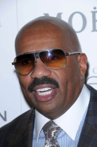 Today Show: Steve Harvey Valentine's Day Advice & Meeting His Mentor