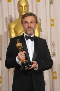 Kelly & Michael: Oscar Winner Christoph Waltz & Kelly Ripa Backstage