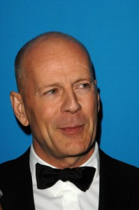 GMA: Bruce Willis A Good Day To Die Hard & New Baby Daughter Mabel