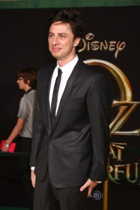 "Kelly & Michael: Zach Braff ""Oz the Great and Powerful"" Review"