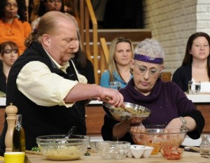 The Chew: See Me Not Meatloaf & Kosher Peppery Meatloaf Recipes
