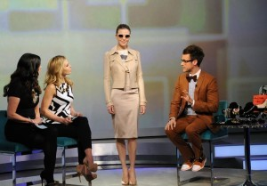The View: Brad Goreski 2013 Fashion Trends - Pale Shades & Lace
