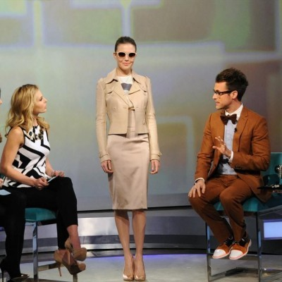 The View: Brad Goreski 2013 Fashion Trends – Pale Shades & Lace