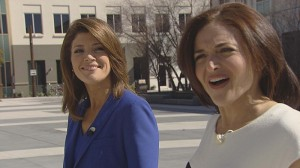 60 Minutes: Sheryl Sandberg Lean In Review & Women In The Workplace