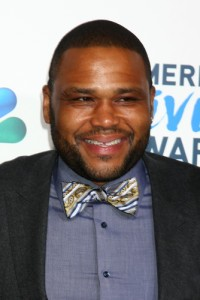 Anthony Anderson will come by The Chew September 24, 2014 to talk about his new show Black-ish. (Helga Esteb / Shutterstock.com)