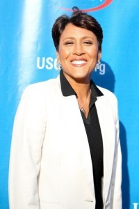GMA: Robin Roberts Meets Her Double & Red Medicine Shames No-Shows