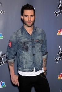 Ellen: Adam Levine The Voice Judge & Jennifer Hudson QVC Clothing Line