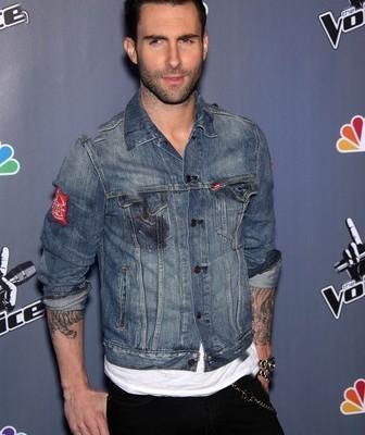 GMA: Small Paycheck for Adam Levine