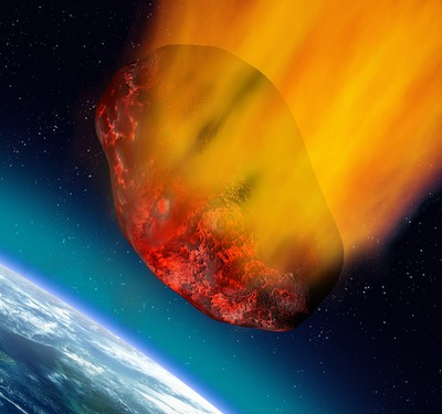 CBS This Morning: Asteroid Headed For Earth In 2029 & Deflection Plan