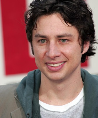 Zach Braff came by Today to talk about his musical Bullets Over Broadway. (CarlaVanWagoner / Shutterstock.com)
