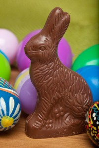 The Chew: Conrad's Confectionary 3-Foot Tall Chocolate Easter Bunny