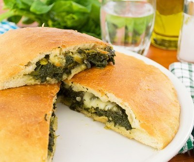 Kathie Lee & Hoda: Serrano Asparagus Recipe & Spinach Calzones RecipeKathie Lee & Hoda: Serrano Asparagus Recipe & Spinach Calzones Recipe