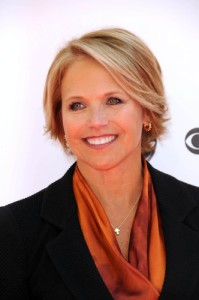 GMA: Katie Couric The Sandy Hook Promise & Talking To Newtown Parents