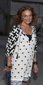 GMA: Diane von Furstenberg DVF Awards & 2013 Lifetime Leadership Award