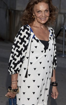 GMA: Diane von Furstenberg DVF Awards & 2013 Lifetime Leadership Award