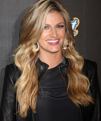 Erin Andrews will come by The Chew on March 20, 2015, to talk about the new season of Dancing With the Stars. (Helga Esteb / Shutterstock.com)