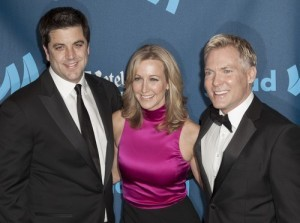 GMA: Josh Elliott & Sam Champion Meet Their Doubles & Double Road Trip