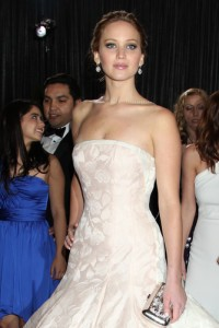 Tonight Show: Jennifer Lawrence's Clothes Sell For $12,000 At Auction