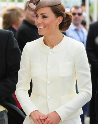 Dr. Oz discussed Kate Middleton's extreme morning sickness and her condition, Hyperemesis Gravidarum. (Featureflash / Shutterstock.com)