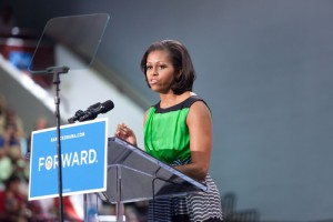 Today Show: Michelle Obama Let's Move Initiative & Handling Criticism