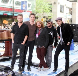 "GMA: OneRepublic New Album Native & ""If I Lose Myself"" Performance"