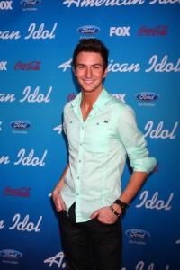 "Live: American Idol Paul Jolley ""Tonight I Wanna Cry"" Performance"