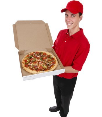Today Show: Pizza Delivered to Airplane & Why Not to Give Out Zip Code