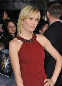 GMA: Radha Mitchell Red Widow New ABC Show & High Heel Exercise Trend