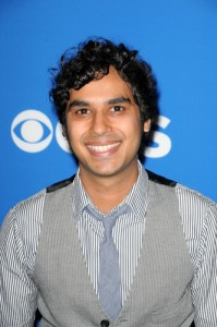 The Talk: Kunal Nayyar First Kiss & Big Bang Theory Raj Grasshopper