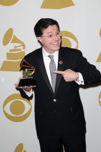 Late Night: Elizabeth Colbert Busch Senate Race & Jimmy Fallon Grammy