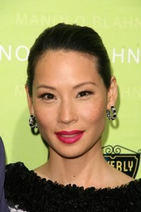 The View: Lucy Liu Paintings, Elementary & Tria Hair Removal Laser 4X