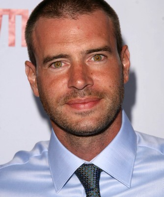 The Talk: Scott Foley Scandal Character & 10-Month-Old Son Keller