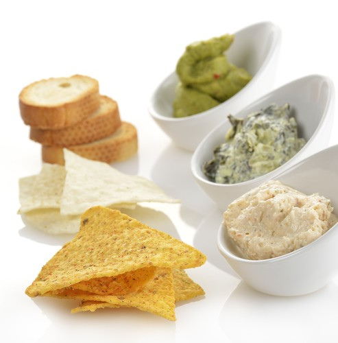 The Chew: Perfect Football Party Dishes & Great Dips For