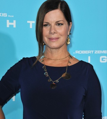 Marcia Gay Harden will come by The Chew on February 12, 2015, to talk about the new 50 Shades of Grey movie. (Jaguar PS / Shutterstock.com)