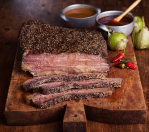The Chew: Michael Symon's Braised Brisket Recipe Ingredients
