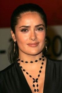 Ellen: Salma Hayek Beauty Products NUANCE Review & Fox Rescue