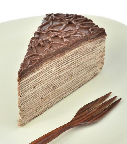 Chocolate Pyramid Cake Recipe