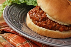 The View & Chew: Caribbean Sloppy Joes Recipe & Meatballs In Red Sauce