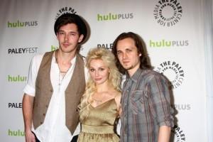 The View: Nashville's Sam Palladio, Clare Bowen & Jonathan Jackson