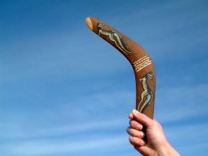 Ellen Learns The Boomerang & The Incredible Burt Wonderstone Review
