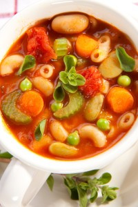 The Chew: Minestrone Soup Recipe with Tortellini & One-Pot Beef Stew
