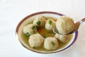 The Chew: Egg Drop Soup Recipe & Passover Matzoh Balls Recipe