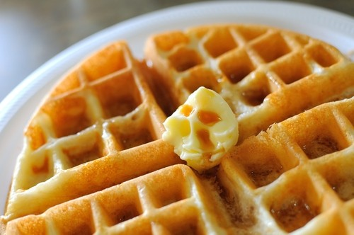 From Atlanta's Buttermilk Kitchen, check out this Dad's Waffle ...