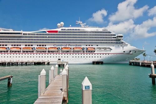 Cruise Ship Port List David Letterman Top 10 Carnival