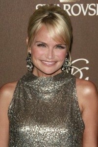 The Talk: Kristin Chenoweth Hairpiece & Family Weekend Review