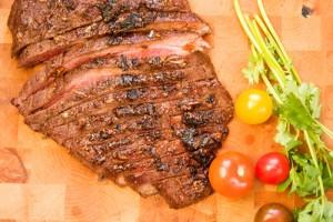 Kathie Lee & Hoda: Rosemary & Lavender-Rubbed Flank Steak Recipe