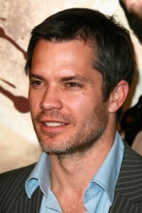 """Kelly & Michael: Timothy Olyphant """"Justified"""" & Waiting Tables in NY"""