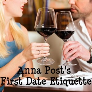 Today Show: Anna Post Modern Manners & Restaurant First Date Etiquette